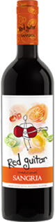 Red Guitar Sangria 750ml - Case of 12
